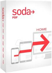 Soda PDF Home 12.0.66.2124 Crack + License Key 2021 Free Download