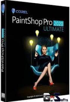 Corel PaintShop Pro 2020 Ultimate 23.1.0.27 Crack + Serial Key [Latest]