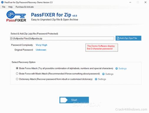 ZIP Password Recover 2.1.2.0 Crack Plus License Key [Latest]