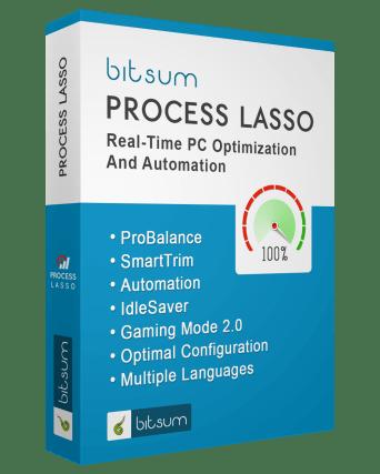 Bitsum Process Lasso Pro 10.2.0.13 Crack & Registration Key Download