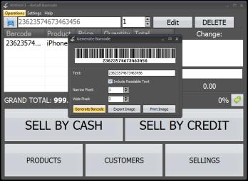 VovSoft Retail Barcode license key