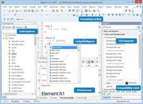 Blumentals Rapid CSS 16.3.0.231 Crack & Serial Key Latest Full Download