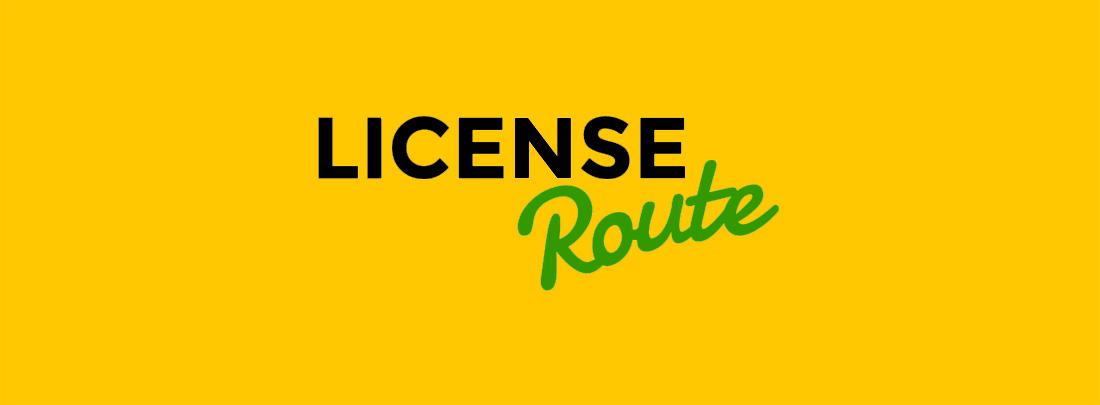 Licenseroute logo
