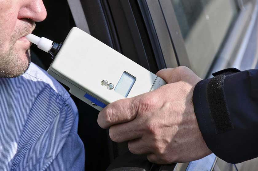 Alcohol and driving – legal limits