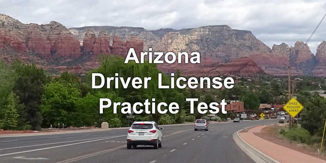 Arizona Driver License Test