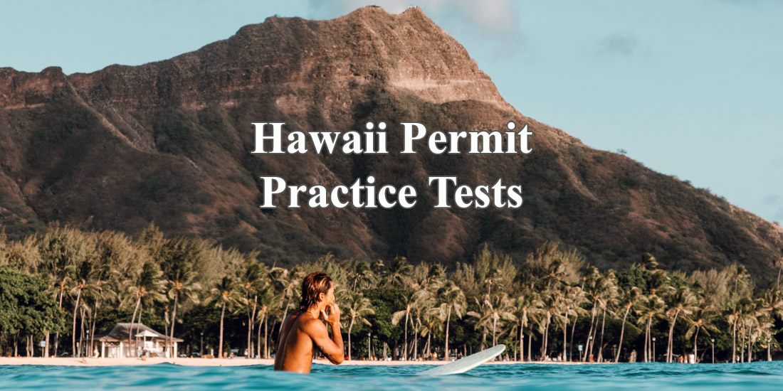 Hawaii Permit Practice Tests