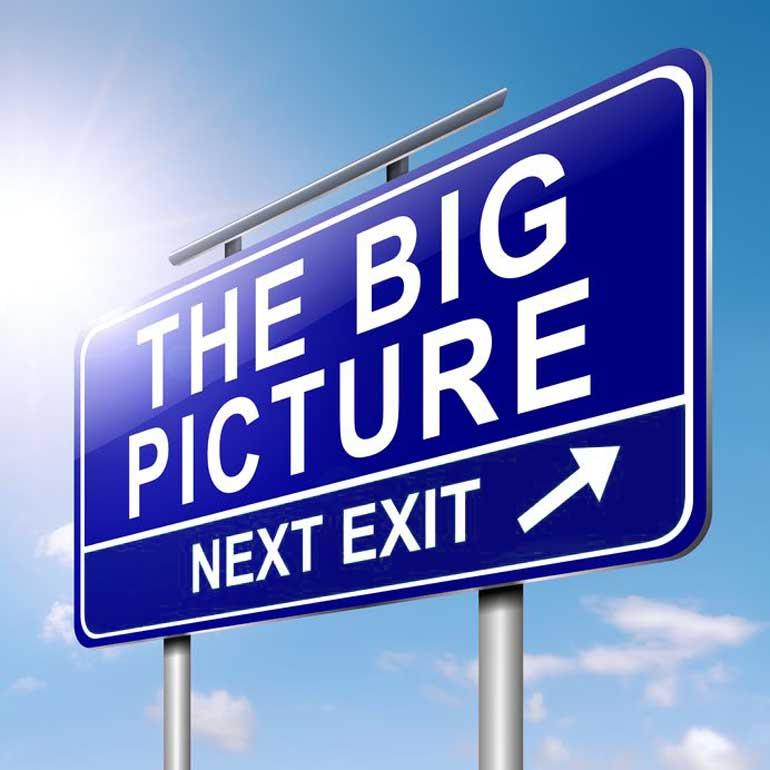 Big Picture –  Copyright: Samantha Craddock