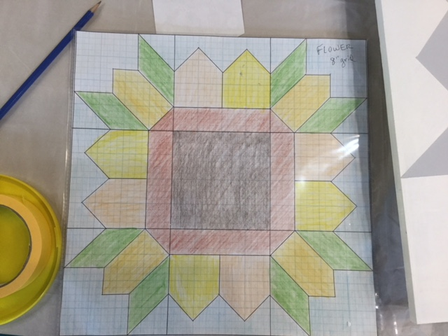 photo about Printable Barn Quilt Patterns known as Sheila Sinclair Snyders License toward Quilt -