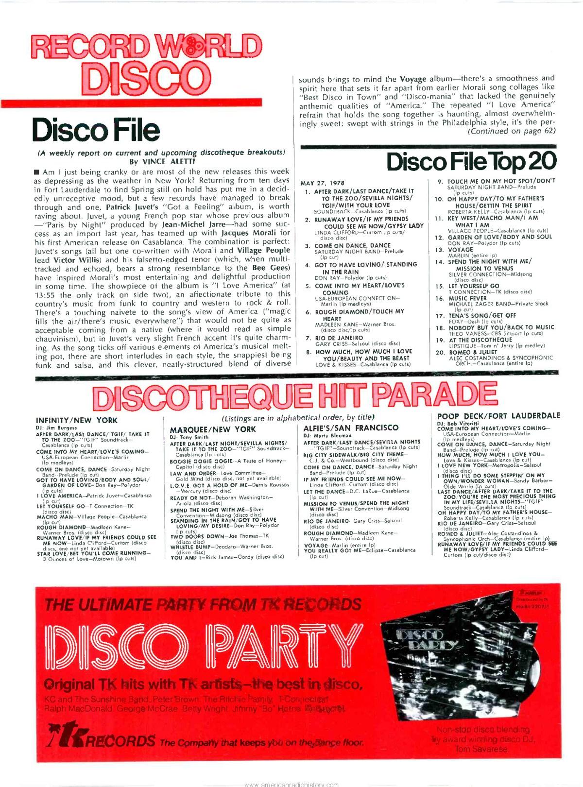 TK Disco Party