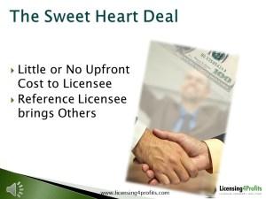 Sweatheart Deal