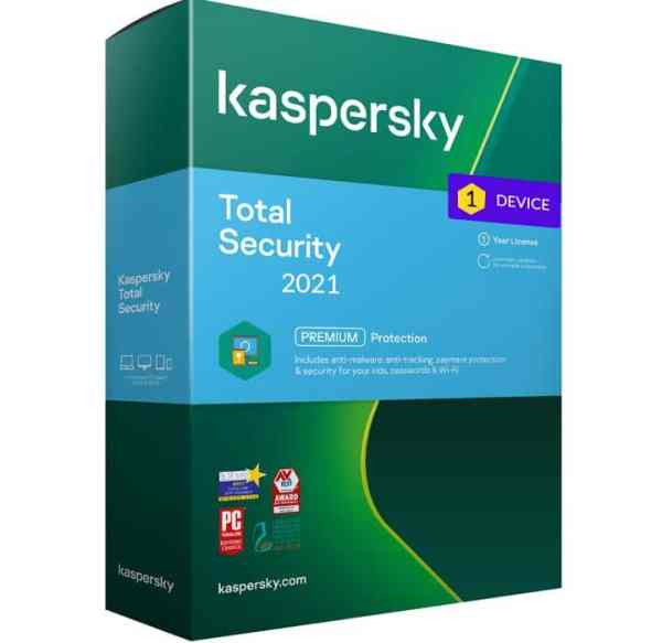 kaspersky total security 2021