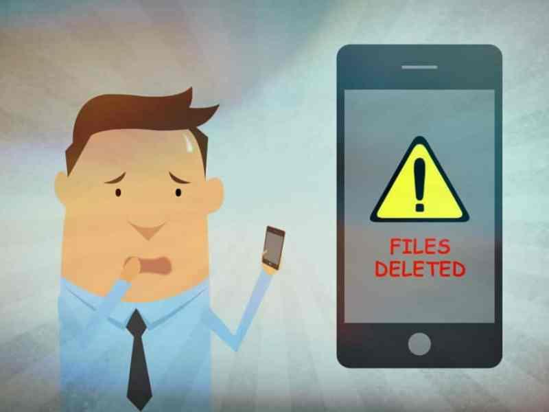 Recupereaza poze si documente sterse din telefon sau laptop