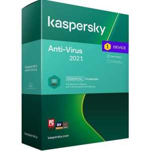 Licenta Kaspersky Antivirus 2021