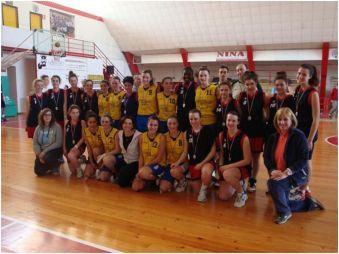 la_squadra_femminile_di_pallacanestro 2012-13