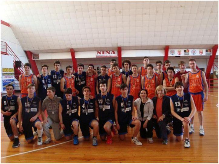 la_squadra_maschile_di_pallacanestro1 2012-13