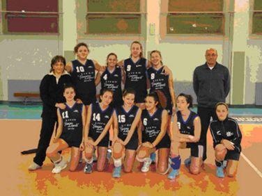 squadra_pallavolo_femminile 2009-10