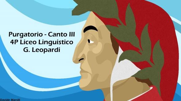 Copertina - Purgatorio Canto III - 4P Liceo Linguistico G. Leopardi (3)