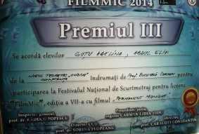 diploma filmmic