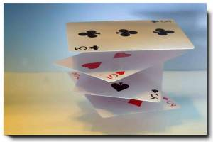 カジノゲームによって儲ける
