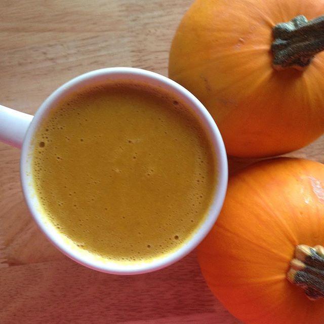 Pumpkin Spice Latte (AIP/Paleo/Sugar-Free/Low Fodmap)