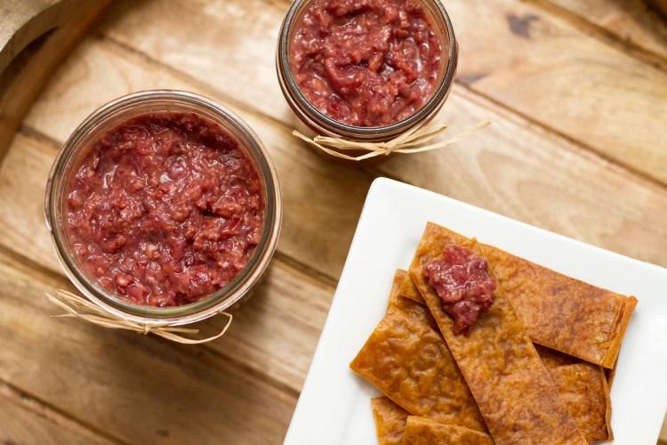 Bacon Orange Cherry Jam (AIP/Paleo/Refined Sugar-Free)