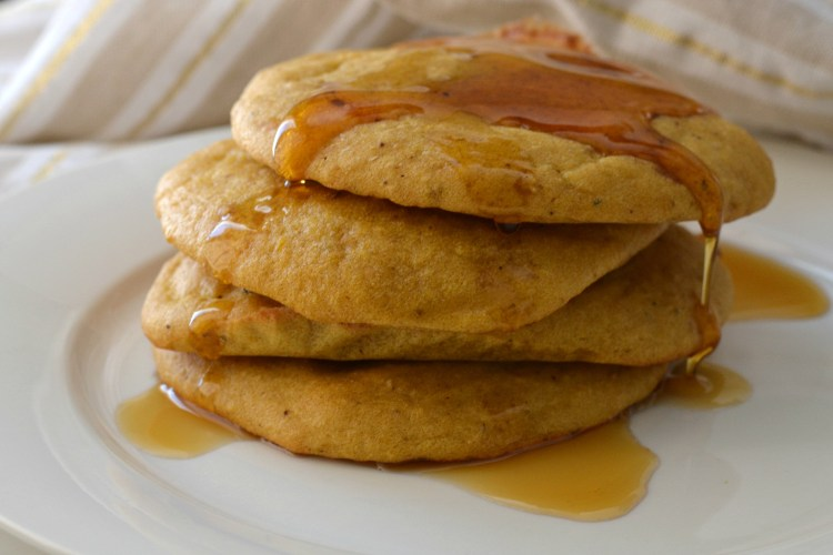 Plantain Collagen Pancakes (AIP/Paleo/Sugar-Free)
