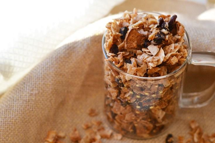 Apple Cinnamon Granola (AIP/Paleo)