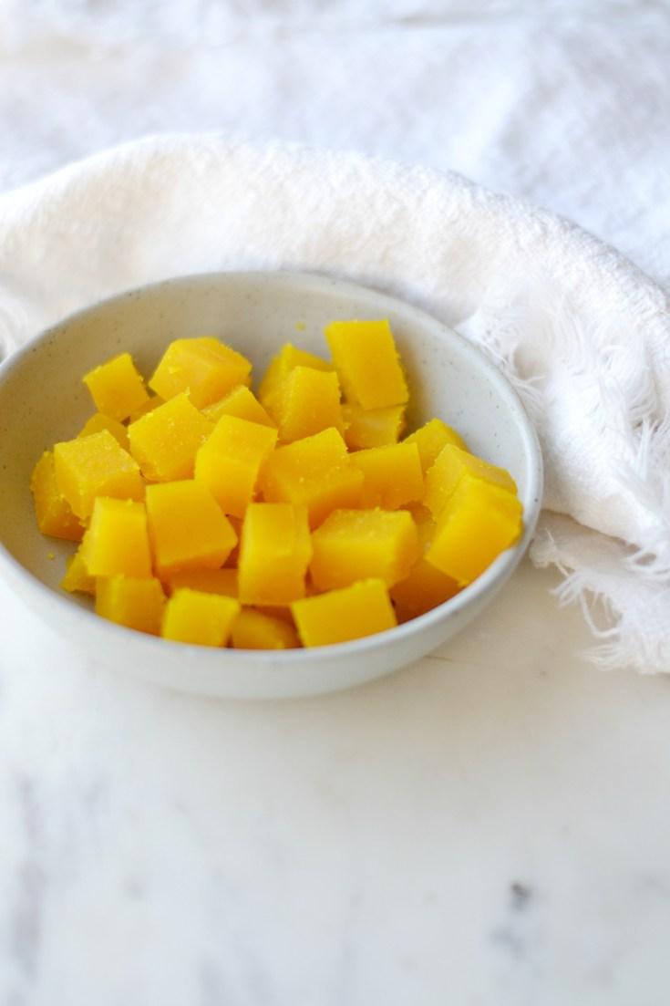 Pineapple Mango Turmeric Gummies