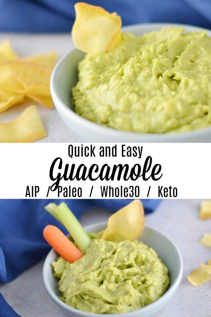 Guacamole pinterest image