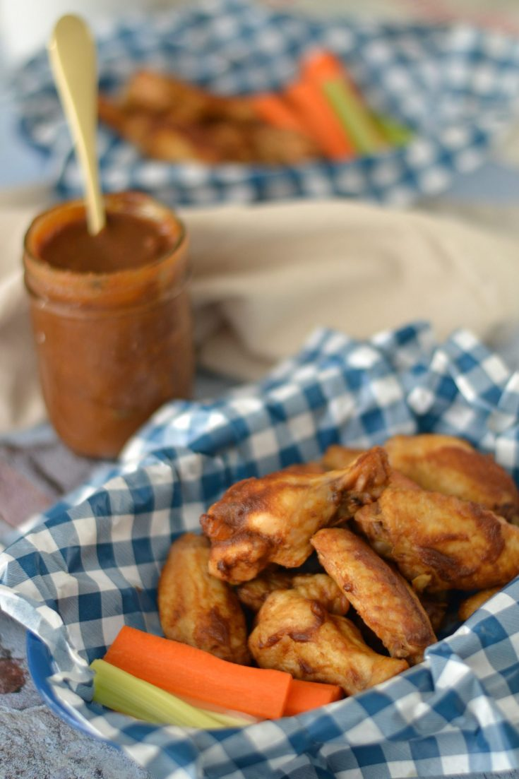 Baked BBQ Wings (AIP/Paleo/Low-Carb)