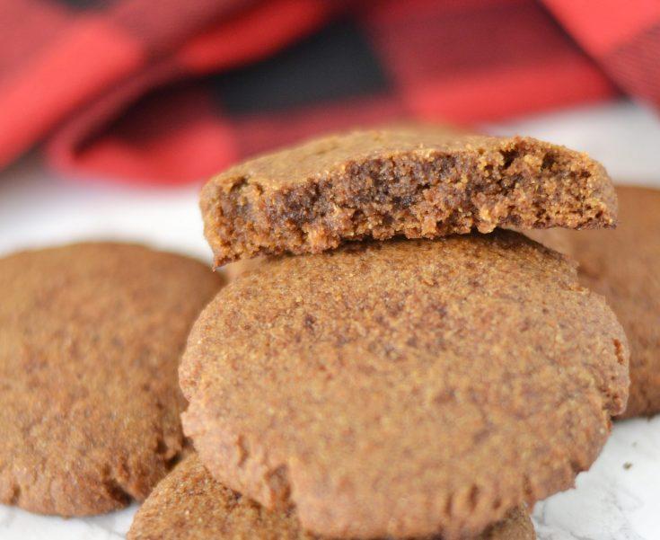 Ginger Cookies (AIP/Paleo)