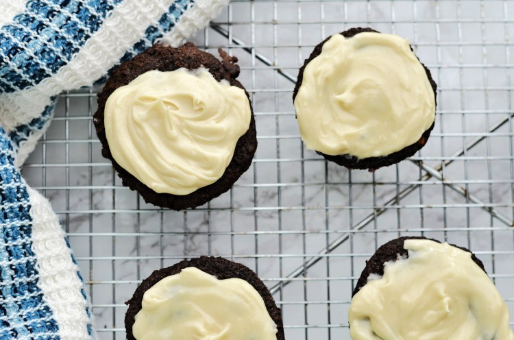 Chocolate Cupcakes (AIP/Paleo)