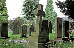 Gravestones. Pic: Ron Layters