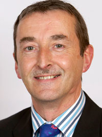 Councillor Mike Wilcox