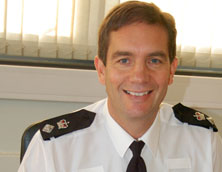 Chief Supt Mick Harrison