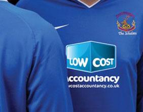 Chasetown shirt sponsorship