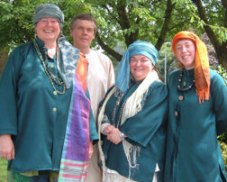 The Guild of Songbirds, whose performance of The Resurrection gained great acclaim