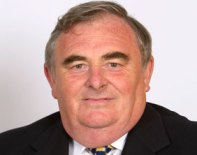 Councillor Mike Fryers