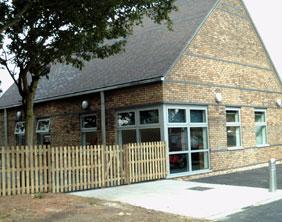 St Stephen's School in Fradley