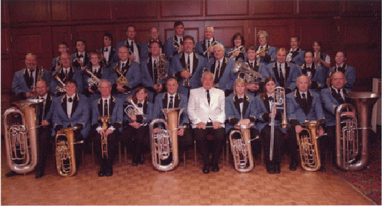 Rugeley Power Station Brass Band