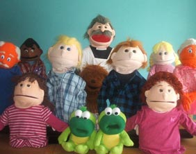 The Peel Puppets