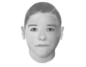 An e-fit of one of the Redlock Fields bogus callers