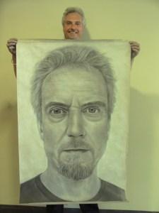 The Artist tutor John Denara