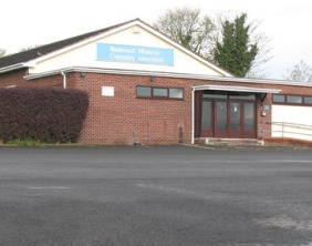 Burntwood Memorial Hall. Pic: Adrian Rothery