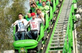 Twist and Pulse on the new Ben 10 ride