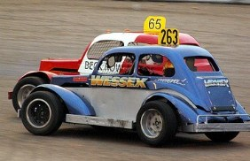 James Tucker on the track. Pic: JC Stox Pics