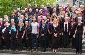 The Lichfield Gospel Choir