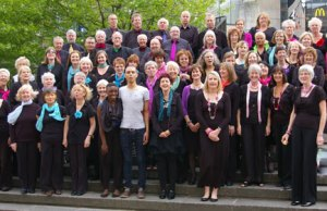The Lichfield Gospel Choir