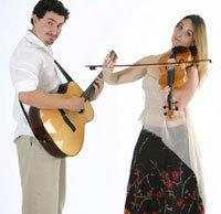 James Fagan and Nancy Kerr