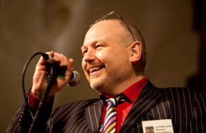 Dave Simcox - Lichfield Arts Director